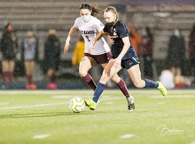 Girls Varsity Soccer v. Holy Names Academy