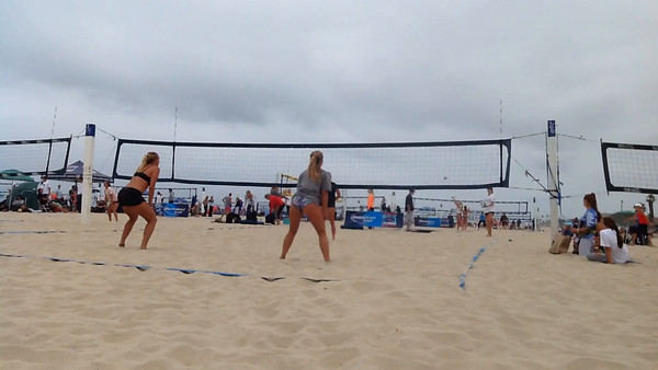 Huntington Beach Open (07/05/2015)
