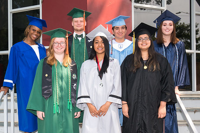 June 2019 Graduation Sunday