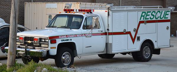 Roane County Rescue Squad