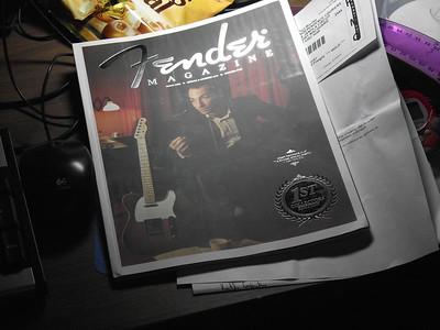 Fender mag