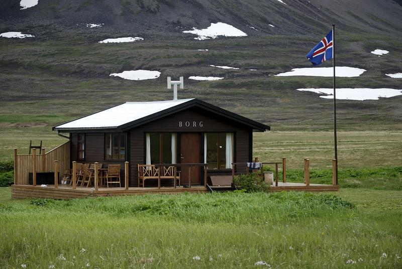 Aðalvík - Sæból. Borg 2014.