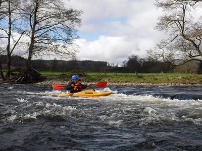 April River trips