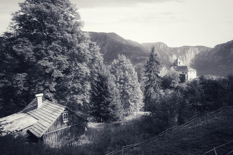 Near Halstatt,  Austria