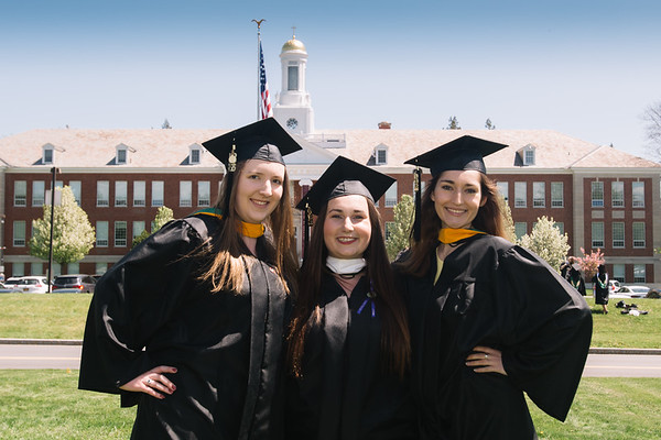 Siena College Graduation 2019