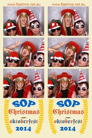 SOP Christmas Oktoberfest - 14 December 2014