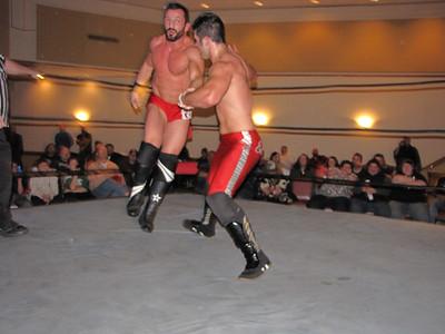 New England Championship Wrestling New Year's Evolution January 13, 2012