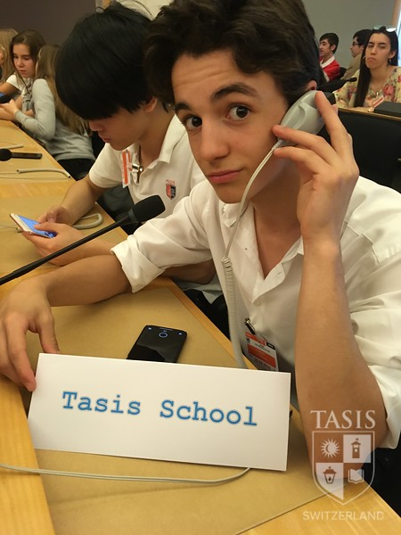 TASIS MS World Issues Service Learning Group
