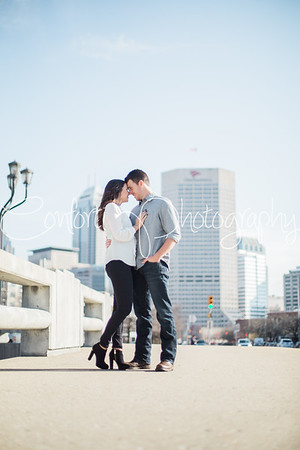 Kyle and Amanda Engagement Photos