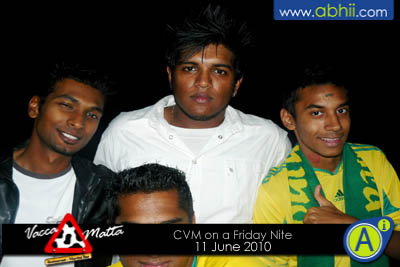 Vacca - 11th June 2010