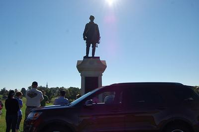 2015 Gettysburg Battlefields Lima 3/9