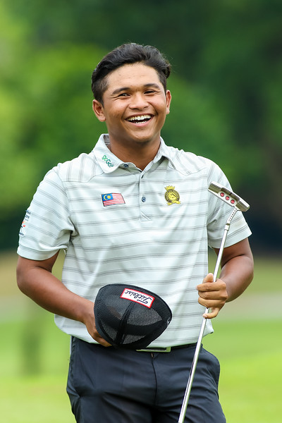 100 PLUS MALAYSIA JUNIOR OPEN 2015 DAY TWO