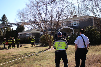 2nd Alarm - 1 Orchard Hill Ct Norwalk, CT - 3/19/2021