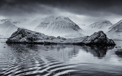 Svalbard Black/White
