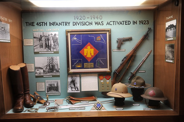 45th Infantry Division Museum
