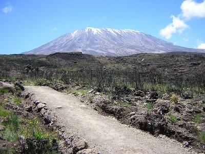 Kilimanjaro Day 1 and 2