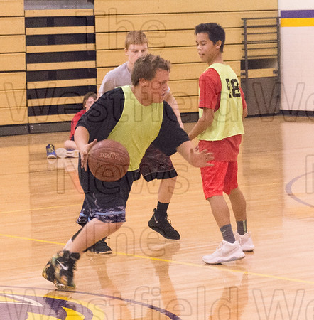 11-29-17 Westfield Tech boys basketball practice