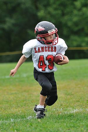 Lancers 2009 American 6-8 Game Photos