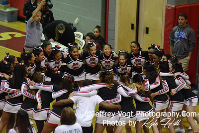 11-15-2014 Northwood HS Varsity Cheerleading at Blair HS MCPS Championship, Photos by Jeffrey Vogt Photography with Kyle Hall