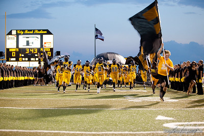 Forney Homecoming Football