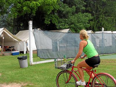 Friday PM Camp Scenes