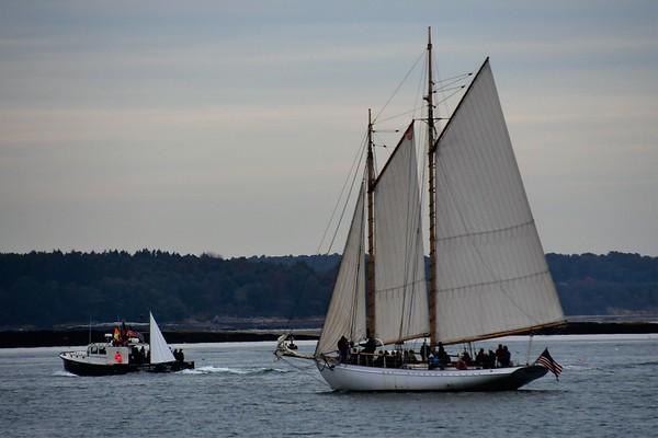 Maine Maritime Fall Get Away 2018