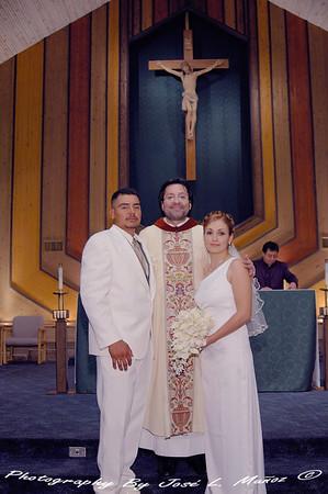 2007-02-09  Yesenia & Luis' Wedding