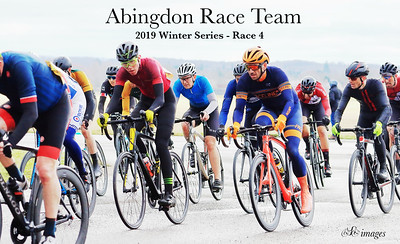 Abingdon Race Team 2019 Winter Crit Series #4