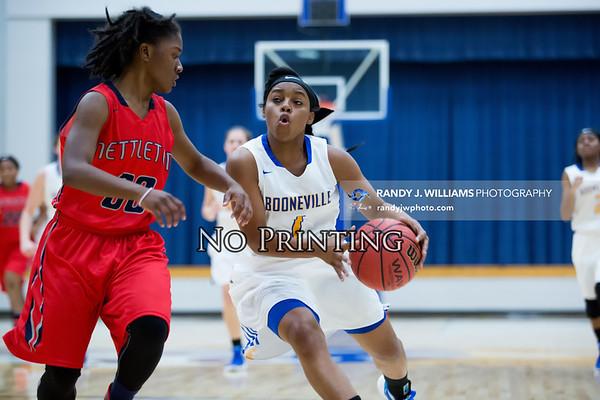 Nettleton High vs. Booneville High