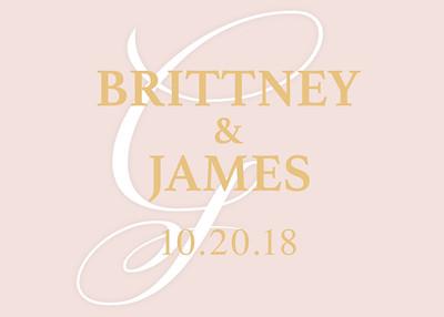 Brittney & James