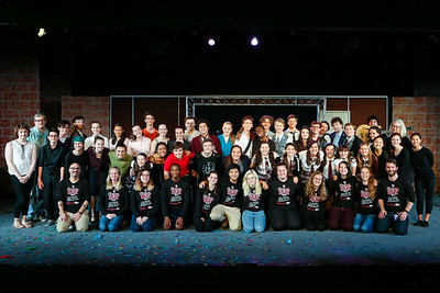 WP Theatre School of Rock - Fall 2016