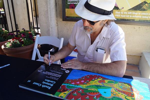Through the Eyes of Artists: South Coast Botanic Garden