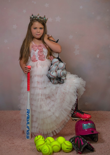Alyssa and Anzleigh Sports/Glam Session
