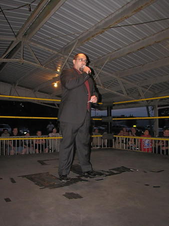 New World Wrestling Extreme Shattered Dreams August 25, 2012