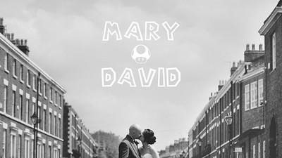 Mary & David