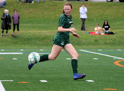 BBA Girls Varsity Soccer vs CVU photos by Gary Baker