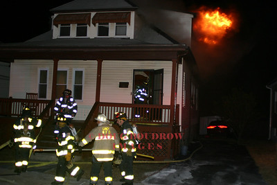 Winthrop, MA - 2nd Alarm, 67 Wilshire Street, 2-5-07