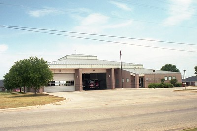 TEXAS FIRE DEPARTMENTS