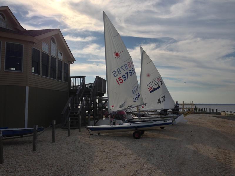 5/31 practice sail.