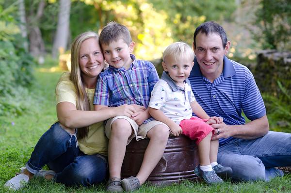 Rickard Family