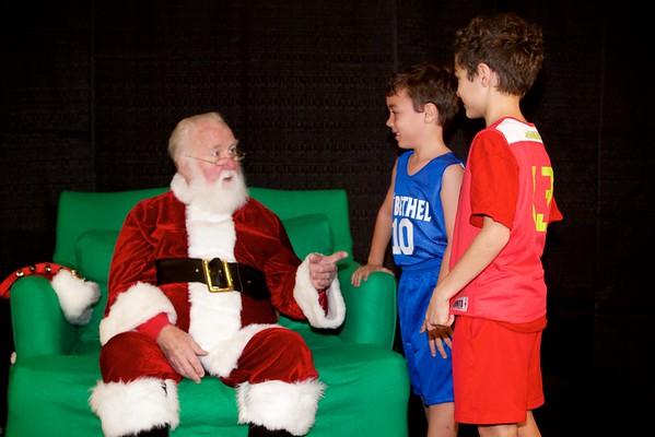 Santa Pictures 2015