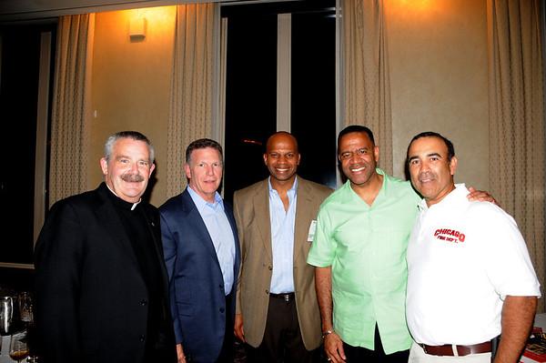 2013-08-16, Metro Chiefs Dinner