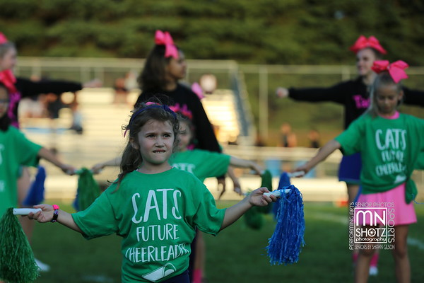 2017 Fall Varsity Cheer