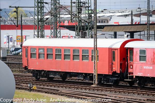 (80 80 9901) BA662 Begleitwagen