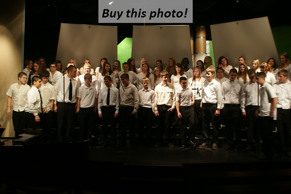 BBE Fall Choir Concert 10-28