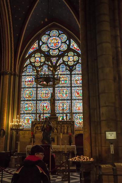 Virgin Mary Altar