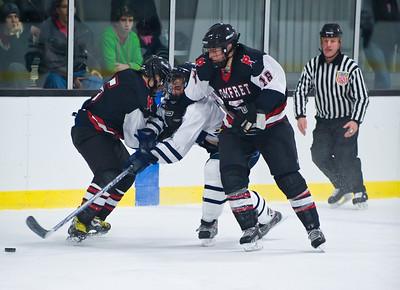 12/3/08 - Nobles Boys Varsity Hockey vs Pomfert