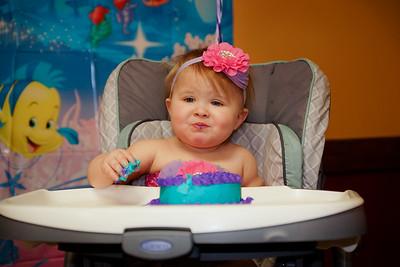 Scarlett's 1st Birthday