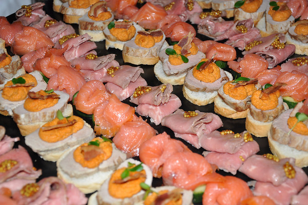 2. Presidents reception and coctail buffet