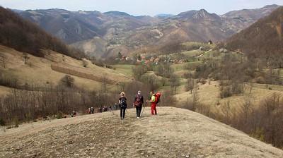 Srbija - Makoviste, Zarozje, vodenica Save Savanovica, Rogacica, Godecevo, 7.4.2019.
